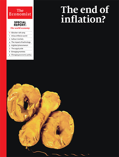 Special Report on The World Economy (The End of Inflation?)