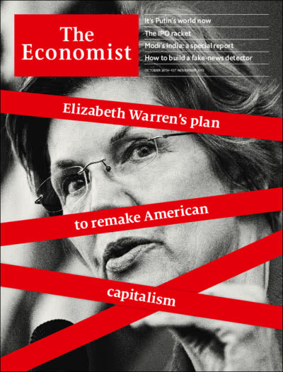The Economist in Print OR Audio: October 26th 2019