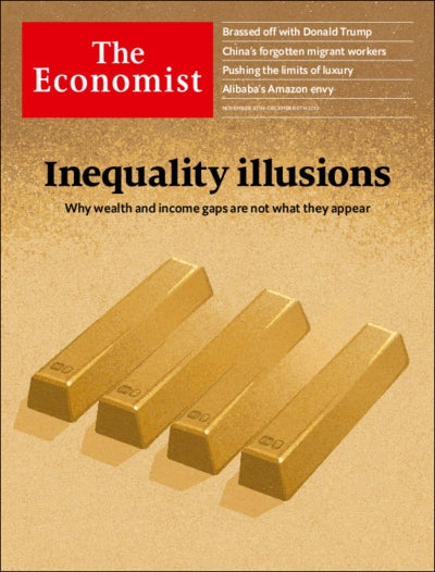 The Economist in Print OR Audio: November 30th 2019