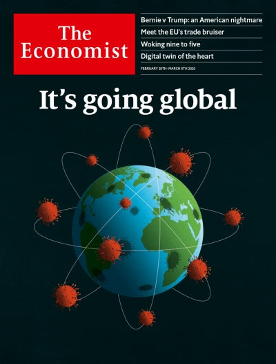 The Economist in Print OR Audio: February 29th, 2020