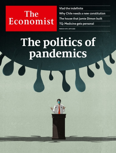 The Economist in Print OR Audio: March 14th, 2020