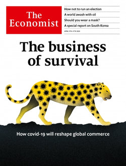 The Economist in Print OR Audio: April 11th, 2020