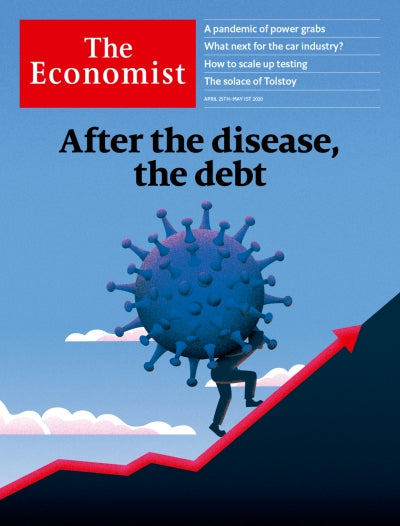 The Economist in Print OR Audio: April 25th, 2020