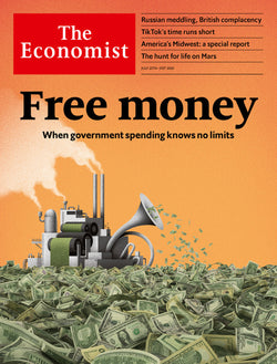 The Economist in Print OR Audio: July 25th, 2020