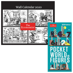 Kalendar/Pocket World In Figures 2020 Bundle