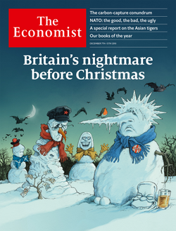 The Economist in Print OR Audio: December 7th 2019