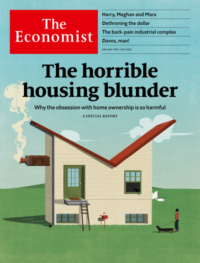 The Economist in Print OR Audio: January 18th, 2020