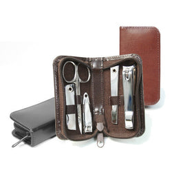 Mini Aristo Manicure Travel Set - Chrome Plated