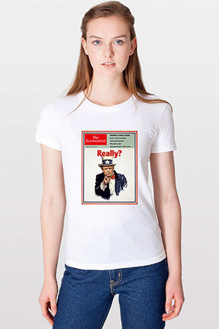 Women's T-Shirt: Really?