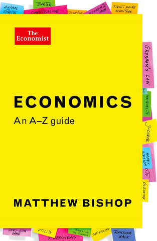 Economics: An A-Z Guide (E-Book)