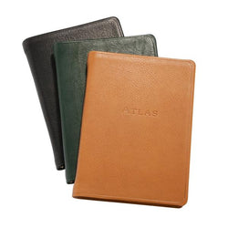 The Traveler's Atlas - Brights Leather