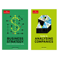 The Economist Business Analysis Book Bundle