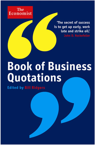 The Economist Book of quotations (E-Book)