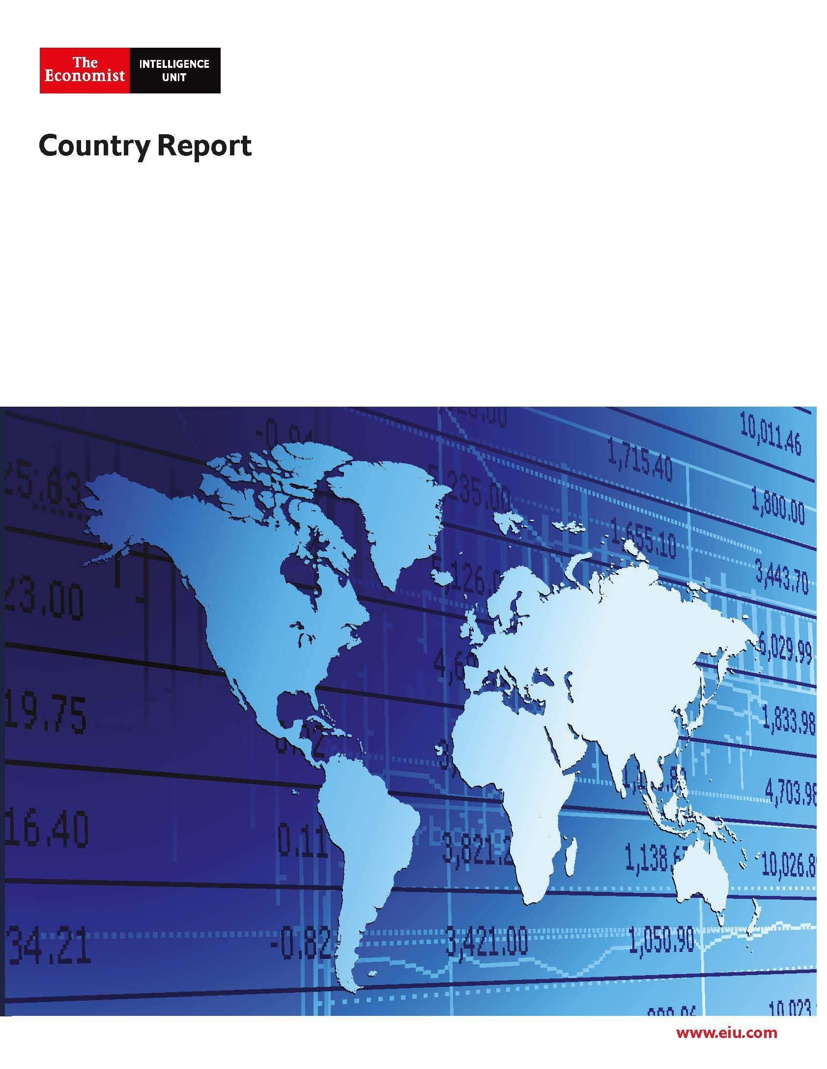 Country Report Colombia