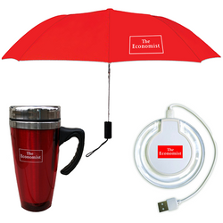 The Economist Gift Travel Bundle