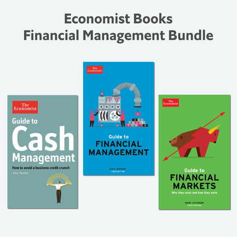 Economist Books Financial Management Bundle