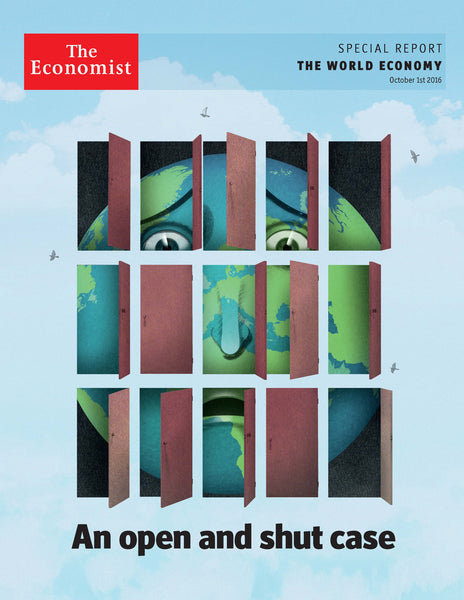 Special report on the world economy the economist store for The travels of at shirt in the global economy pdf