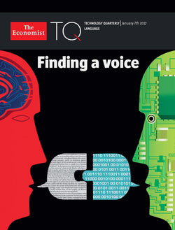 Technology Quarterly in Audio: Language