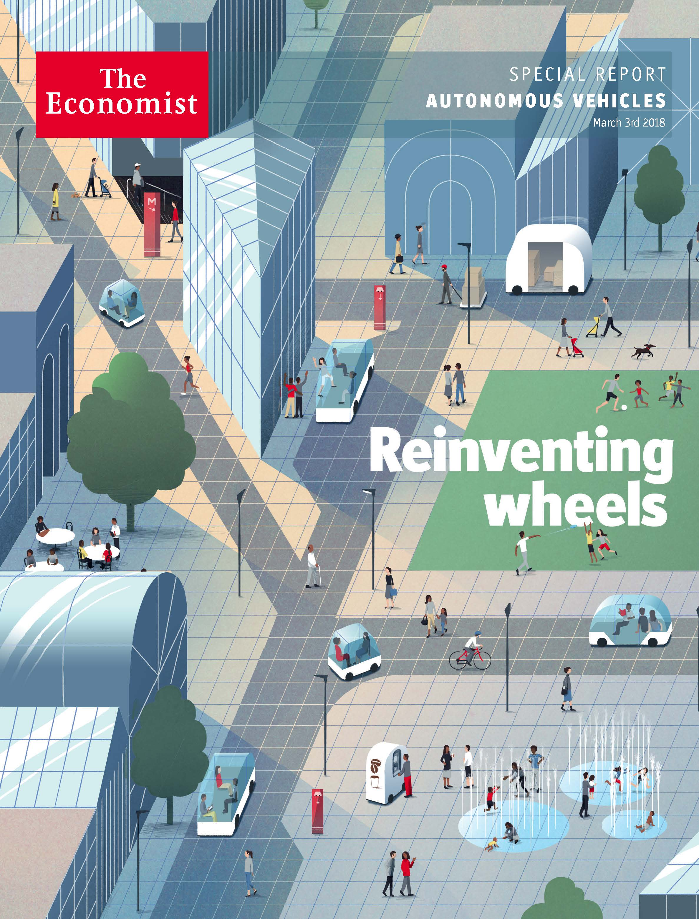 Special Report on Autonomous Vehicles