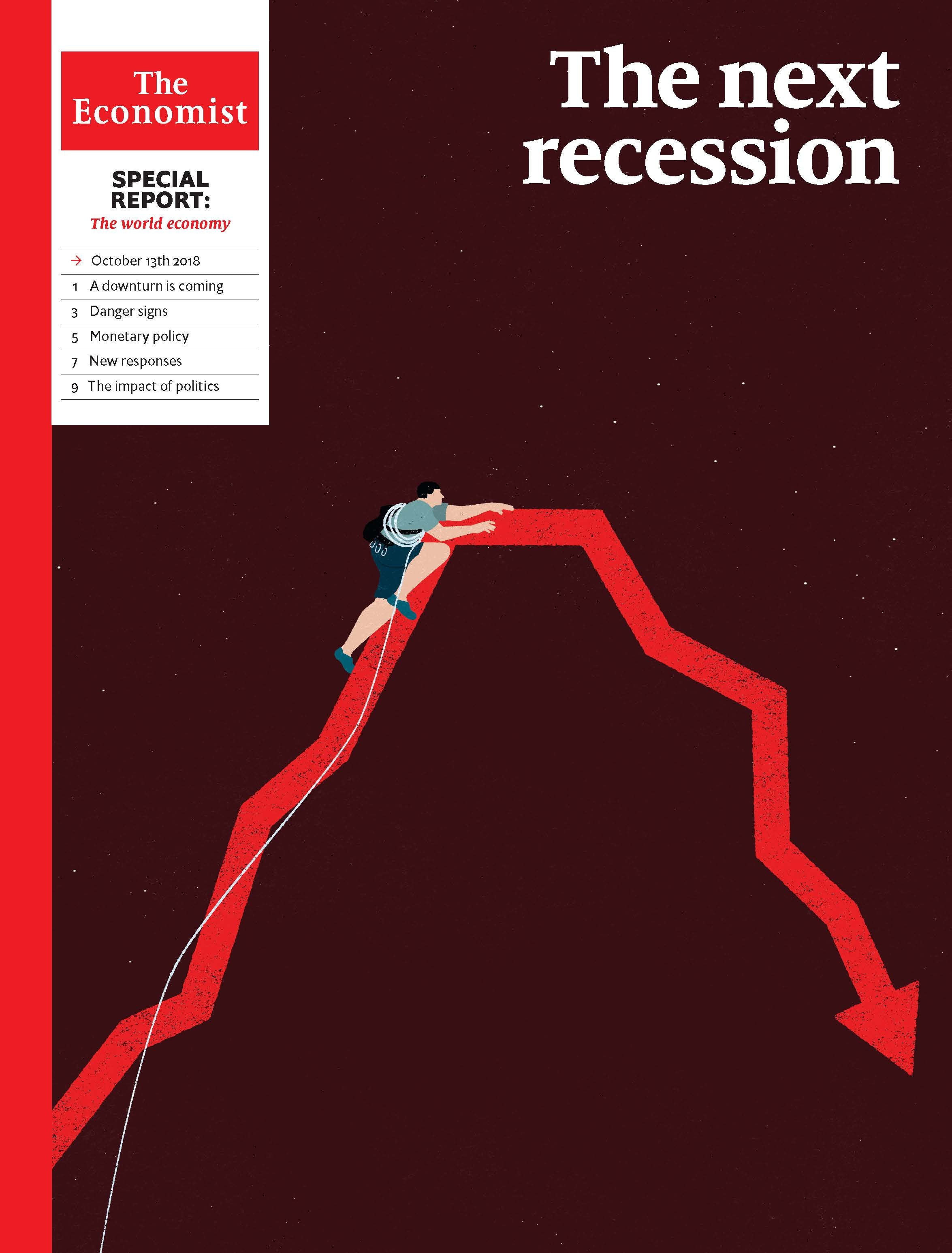 Special Report on The next recession