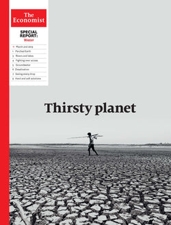 Special Report in Audio: Thirsty Planet