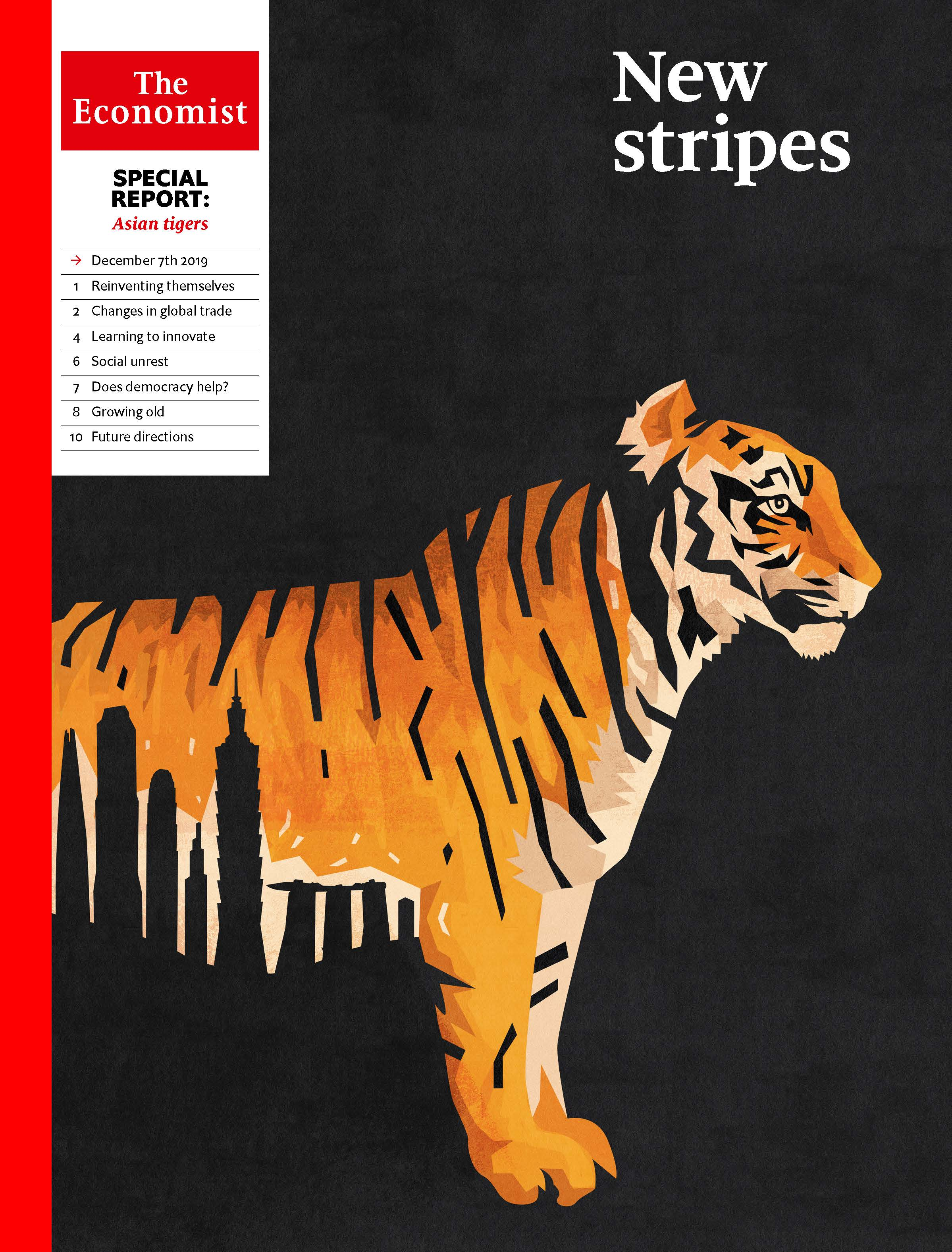 Special report in audio: Asian Tigers