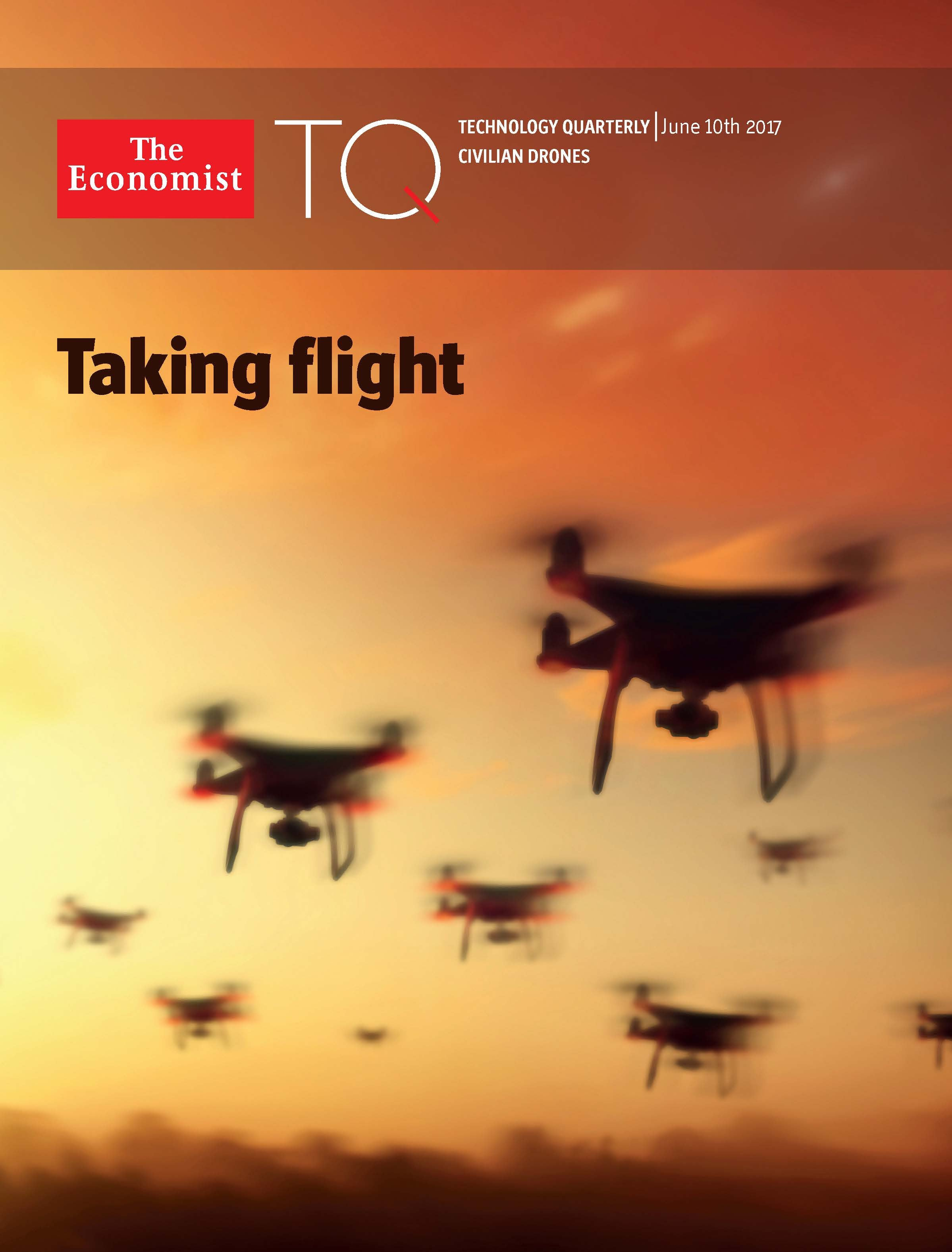 Technology Quarterly in audio: Civilian Drones