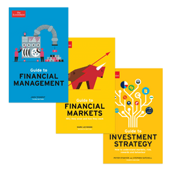 The Economist Finance Book Bundle