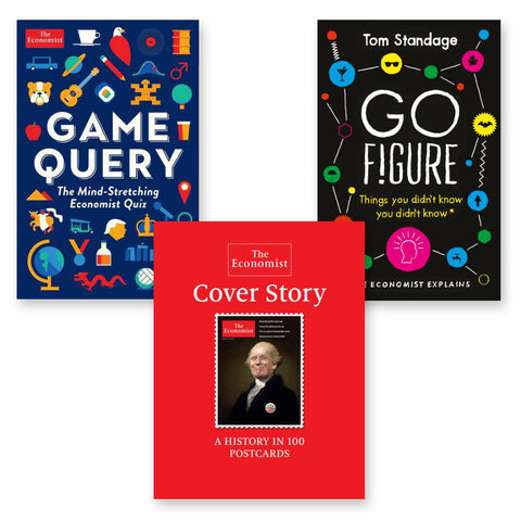 The Economist Gift Book bundle