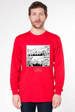 Men's Long Sleeve T-Shirt: Buy! Buy! Sell! from Kal