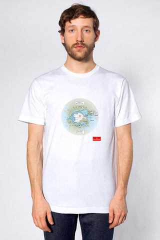 Men's T-Shirt: Outsiders in the Arctic