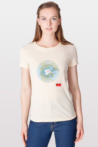 Women's T-Shirt: Outsiders in the Arctic