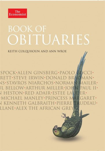 Book of Obituaries (E-Book)