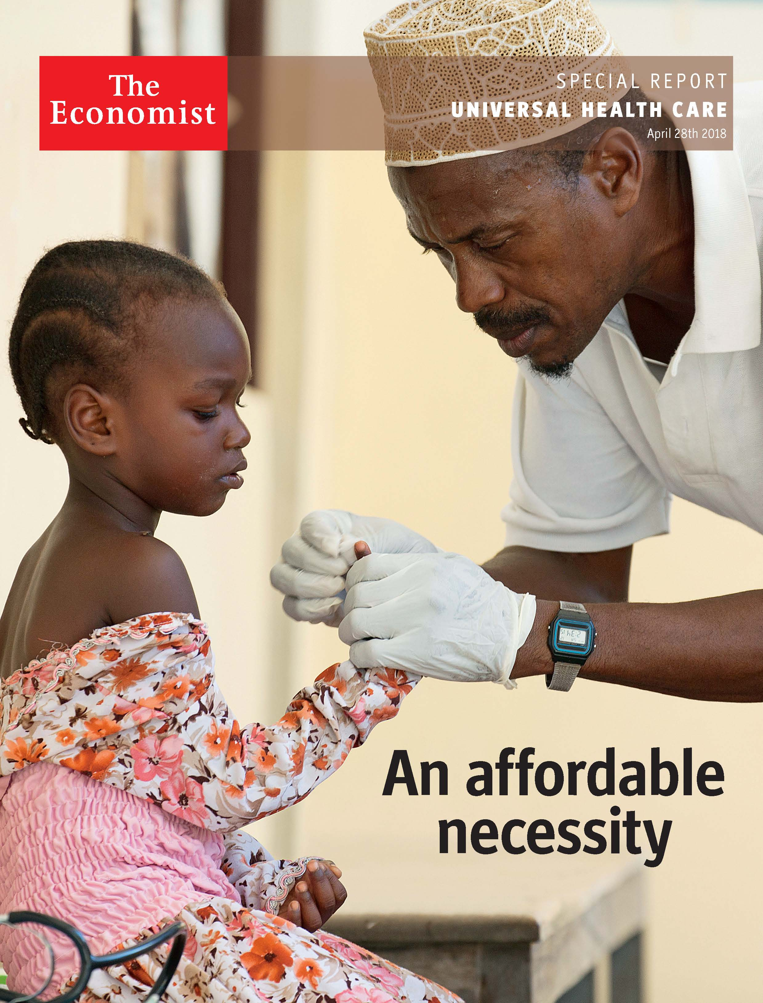 Special Report in Audio: Universal Health Care