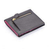 Personalized Ladies RFID Blocking Mini Sarah Bow Wallet
