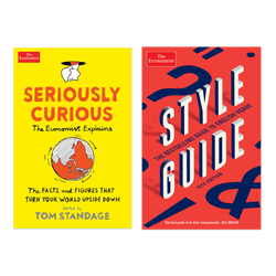 The Seriously Curious/Style Guide bundle