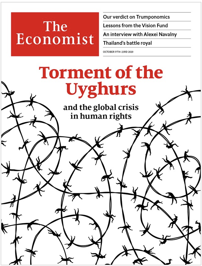 The Economist in Print OR Audio: October 17th, 2020