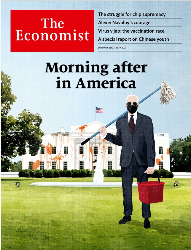 The Economist in Print OR Audio: January 23rd, 2021