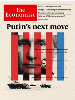 The Economist in Print OR Audio: April 24th, 2021