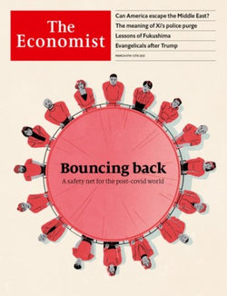 The Economist in Print OR Audio: March 6th, 2021