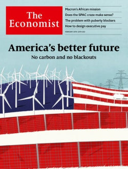 The Economist in Print OR Audio: February 20th, 2021