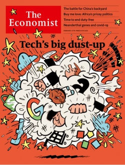 The Economist in Print OR Audio: February 27th, 2021