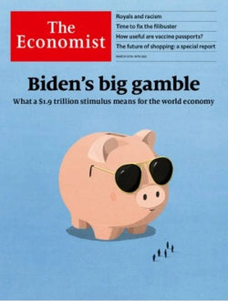 The Economist in Print OR Audio: March 13th, 2021