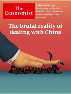 The Economist in Print OR Audio: March 20th, 2021