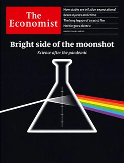 The Economist in Print OR Audio: March 27th, 2021