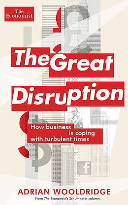 The Great Disruption Book
