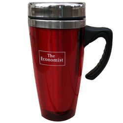 Special Economist Red Travel Mug