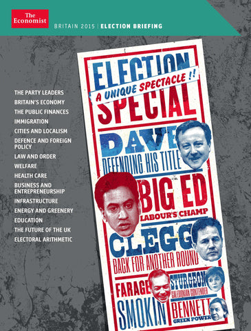 Special report in audio: Britain's election