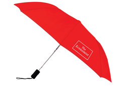 "The Economist 43"" Arc Automatic Umbrella - Red"