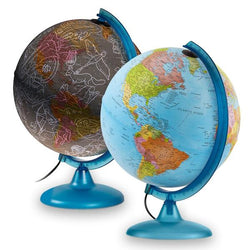 Earth & Sky 2 in 1 Illuminated Globe